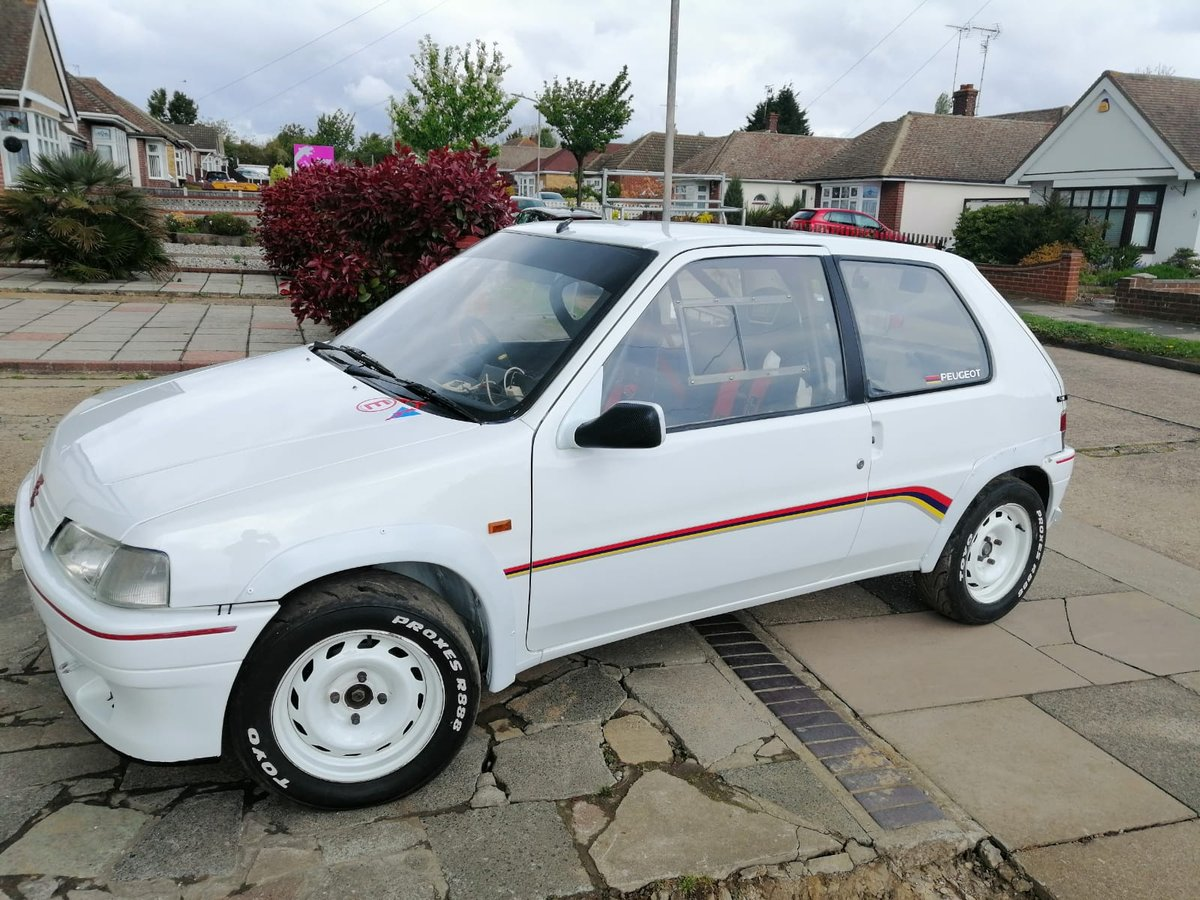 1994 Peugeot S1 Rallye Rally/Rallycross/Race/Track/Road For Sale (picture 1 of 6)