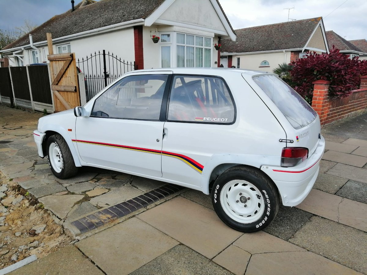 1994 Peugeot S1 Rallye Rally/Rallycross/Race/Track/Road For Sale (picture 4 of 6)