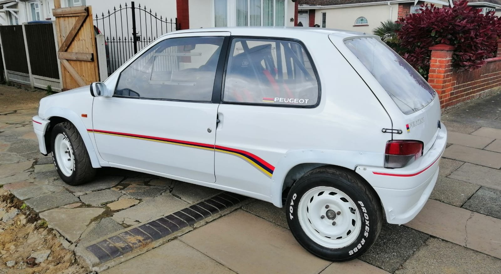 1994 Peugeot S1 Rallye Rally/Rallycross/Race/Track/Road For Sale (picture 6 of 6)
