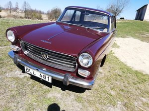 Peugeot 404 1967-perfect condition For Sale