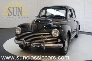 Peugeot 203 1954, sliding roof For Sale