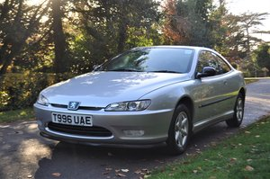 1999 406 Coupe 2.0, One Owner, 24,000 Miles From New For Sale