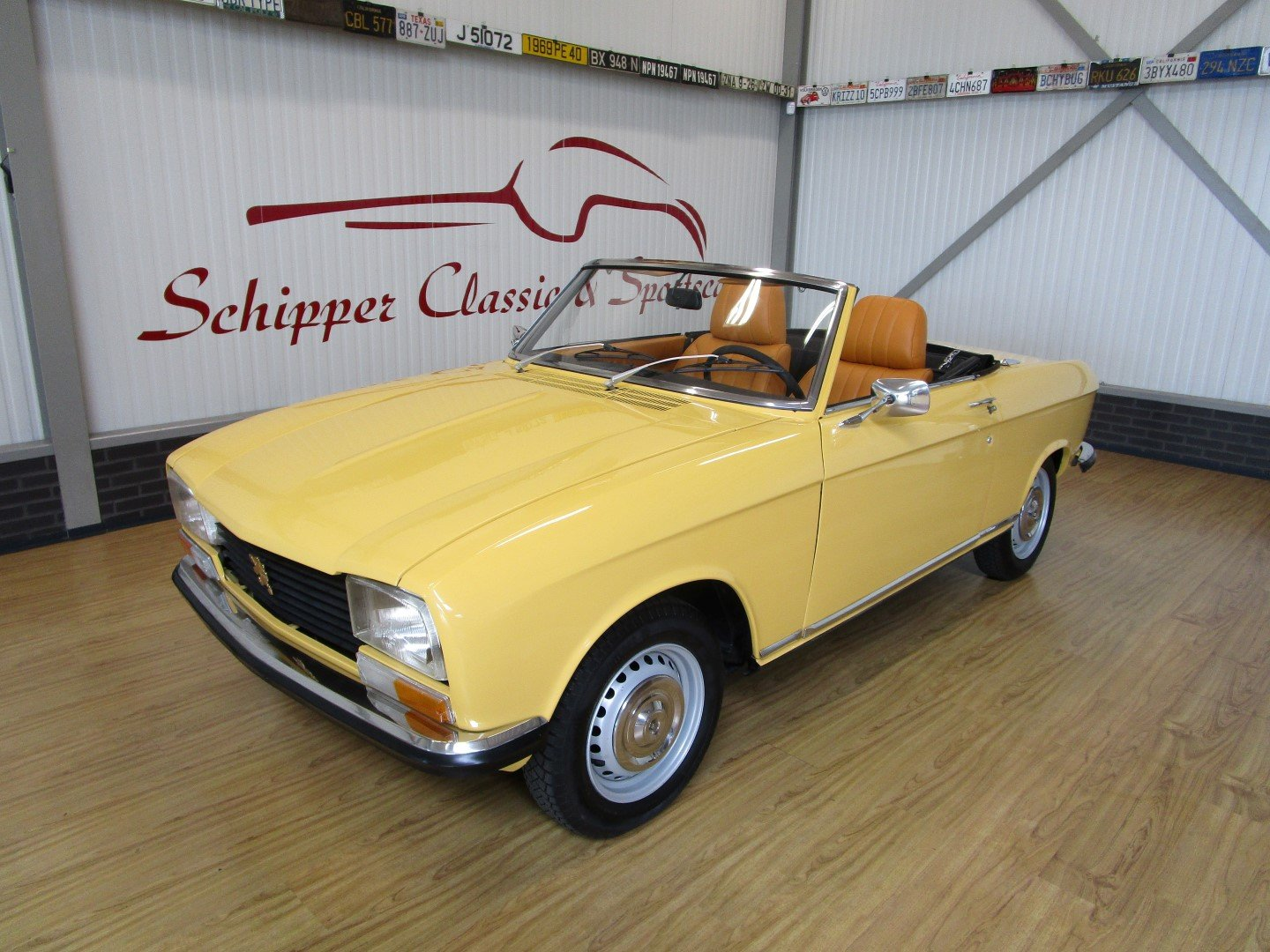 1972 Peugeot 304 S Cabrio For Sale (picture 1 of 6)