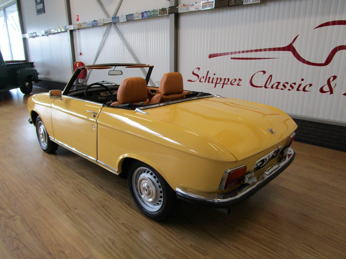 1972 Peugeot 304 S Cabrio For Sale (picture 3 of 6)