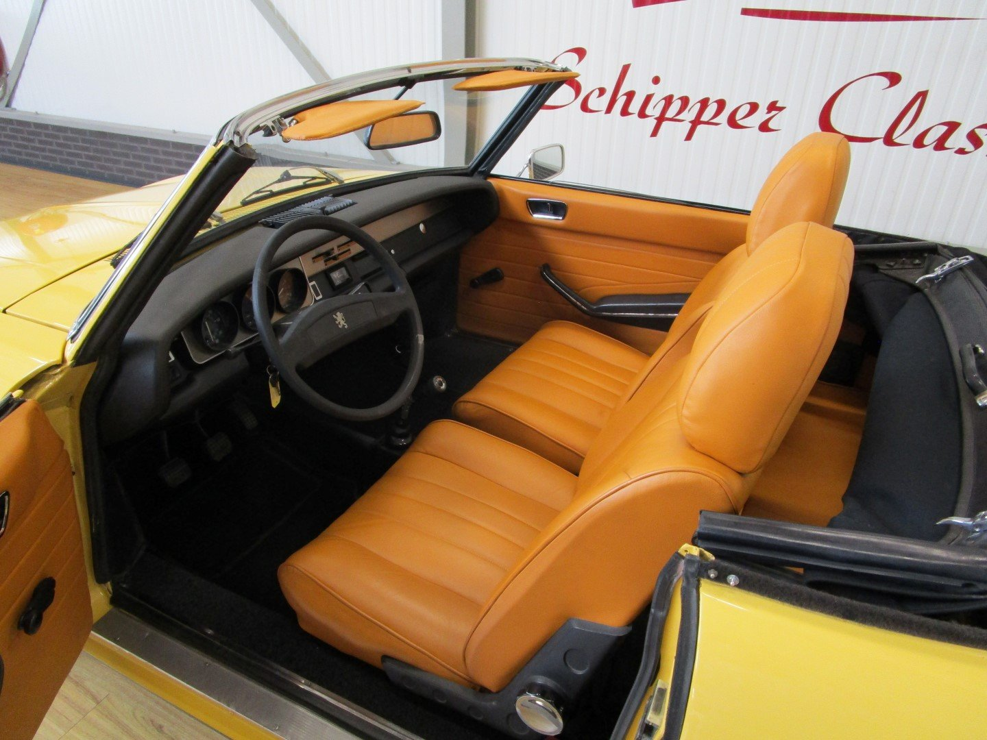 1972 Peugeot 304 S Cabrio For Sale (picture 5 of 6)