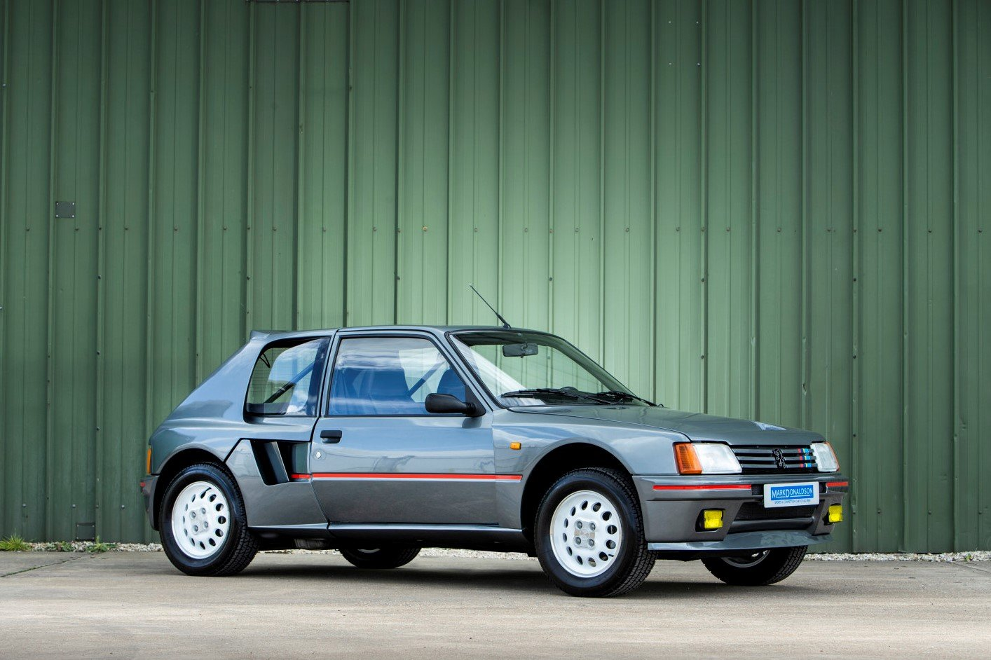 1984 Peugeot 205 T16 For Sale (picture 1 of 6)