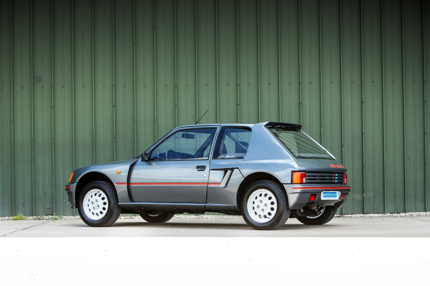 1984 Peugeot 205 T16 For Sale (picture 3 of 6)