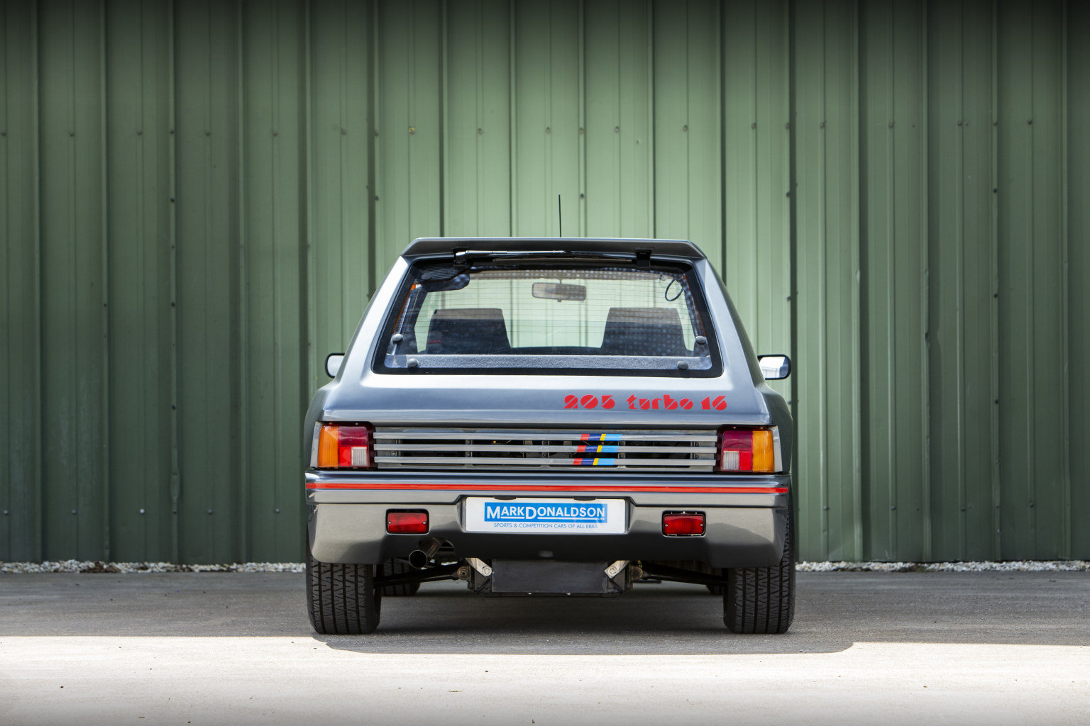 1984 Peugeot 205 T16 For Sale (picture 4 of 6)