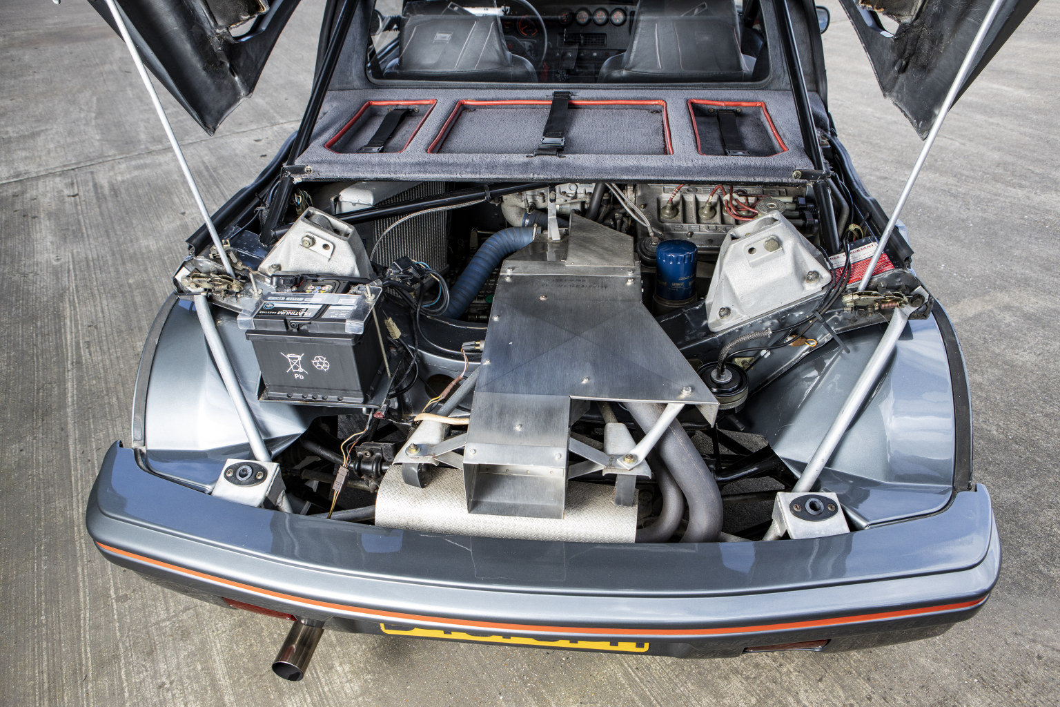 1984 Peugeot 205 T16 For Sale (picture 6 of 6)