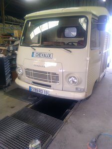 1979 Peugeot J7 , new MOT , excellent chassis and body! For Sale