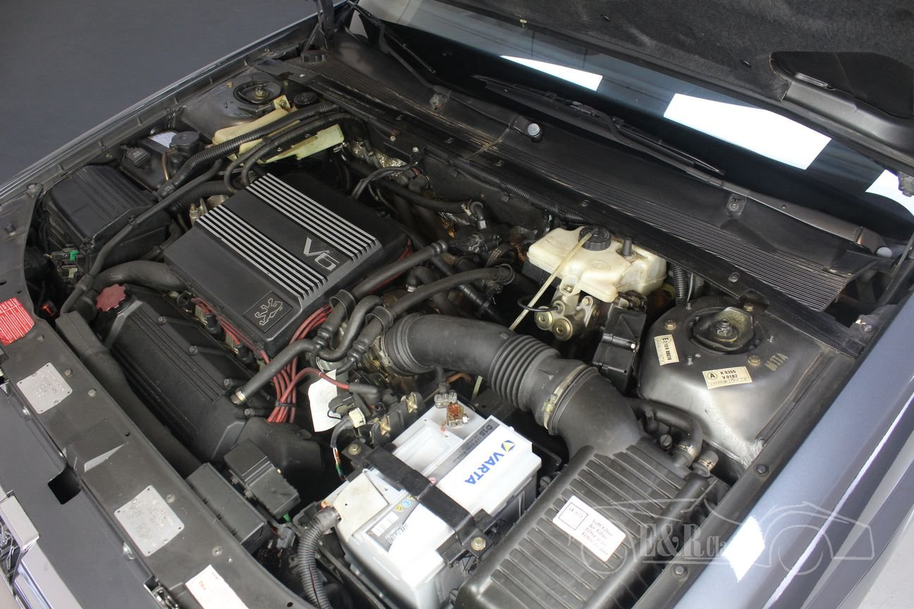 Peugeot 605 SR 3.0 V6 1990 Near mint condition For Sale (picture 4 of 6)