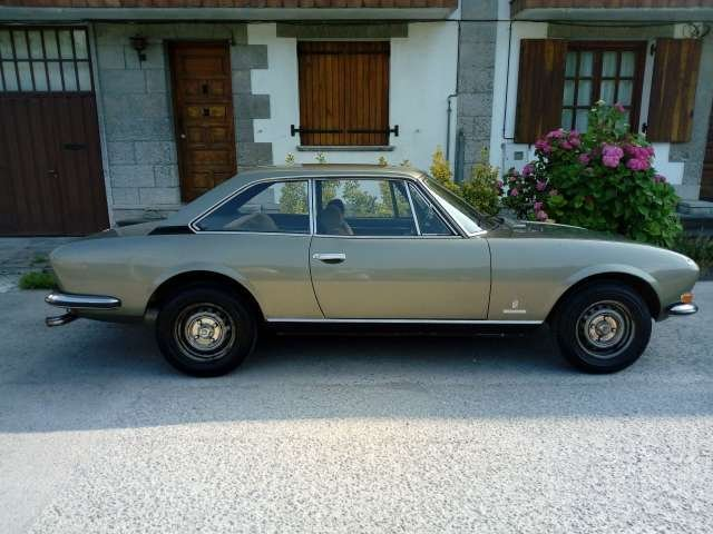 1975 LHD-Peugeot 504 Coupe V6- 49.000km. by Pininfarina For Sale (picture 2 of 6)