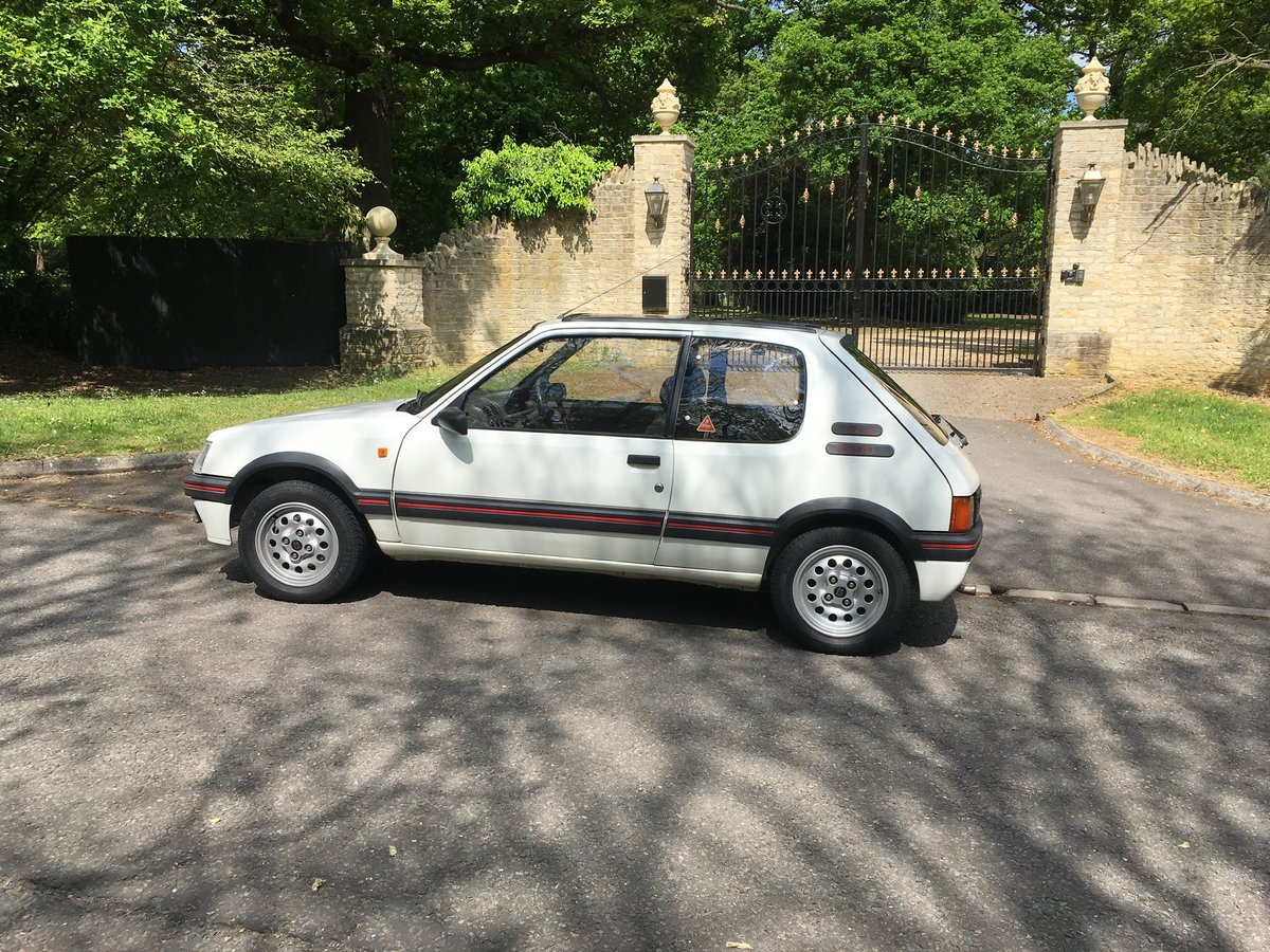 For Sale Peugeot 205GTi 1989 For Sale (picture 2 of 6)