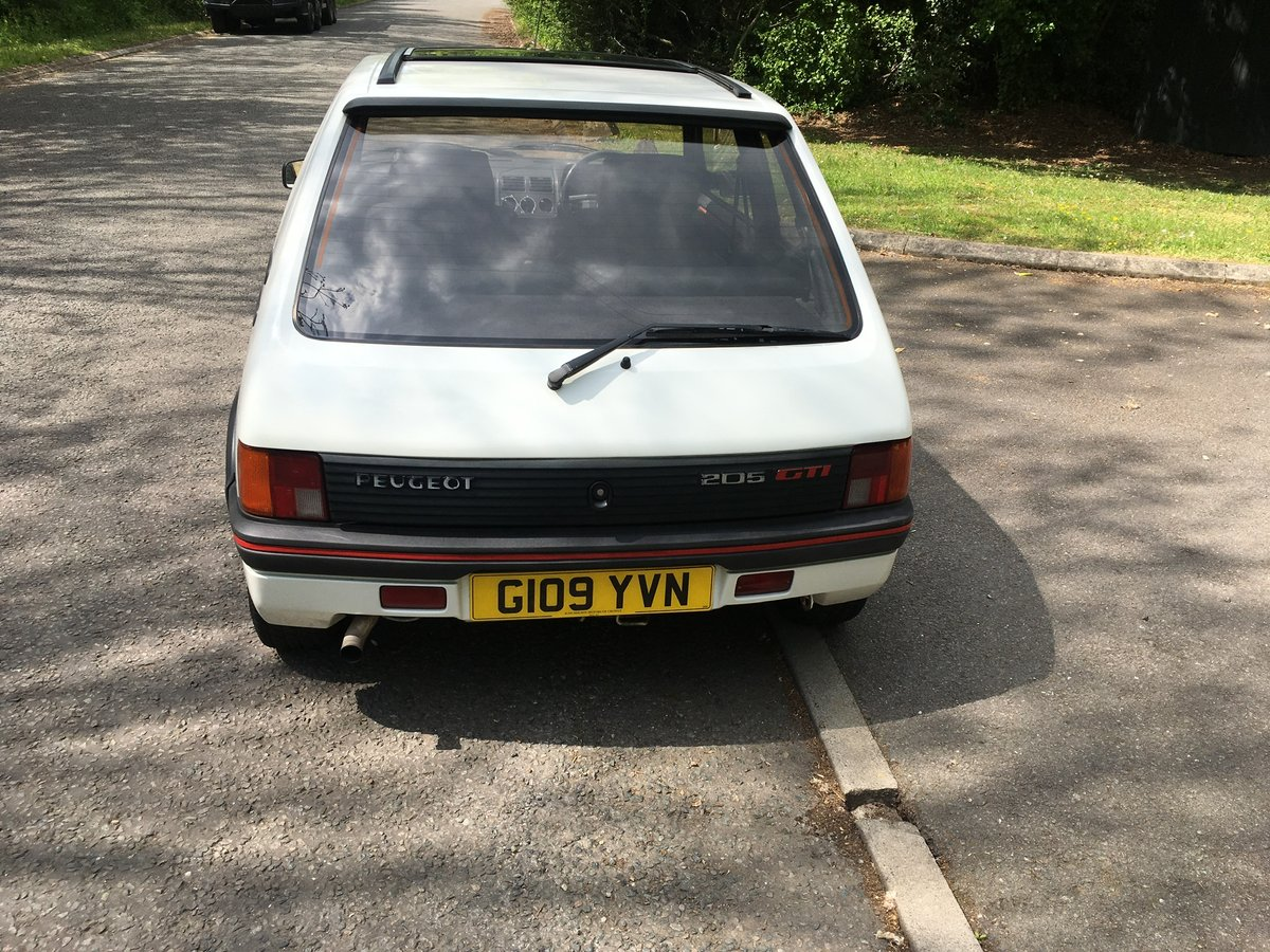 For Sale Peugeot 205GTi 1989 For Sale (picture 3 of 6)
