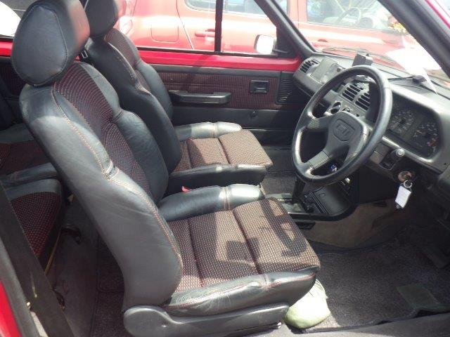 1995 PEUGEOT 205 CTI 1.9 CABRIOLET AUTOMATIC RARE COLLECTOR CAR For Sale (picture 5 of 6)