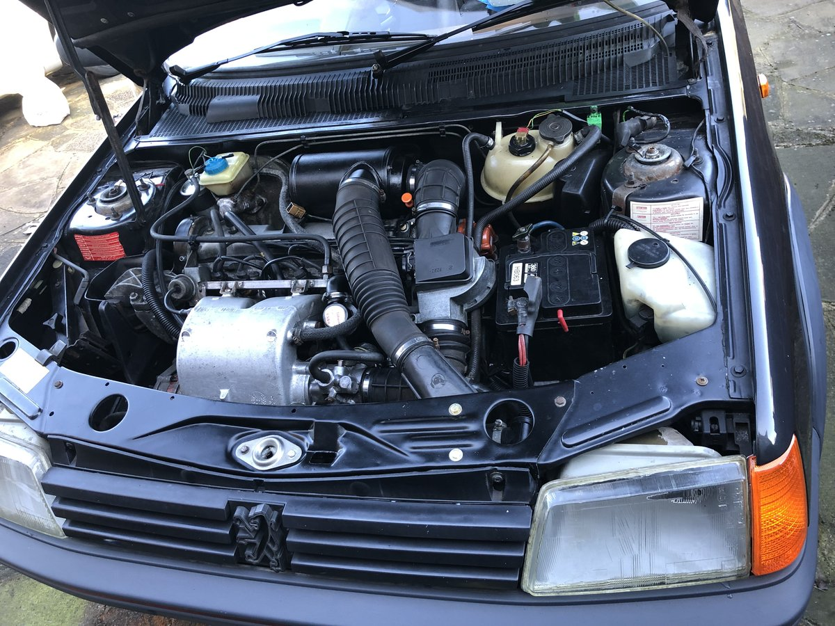 1987 Peugeot 205 GTI 1.9 Phase 1 *Low Mileage* For Sale (picture 4 of 6)