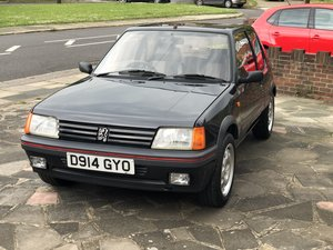 1987 Peugeot 205 GTI 1.9 For Sale