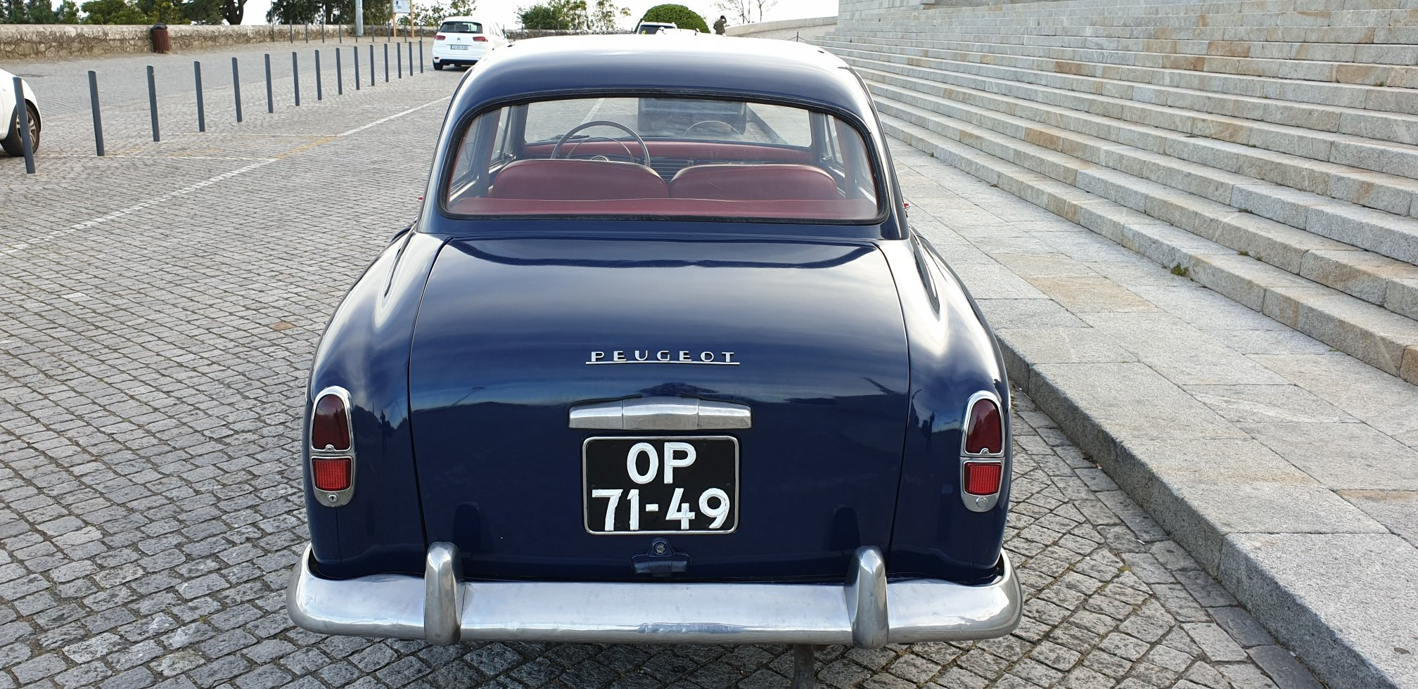 1960 Peugeot 403 Berline Grand Luxe for Sale For Sale (picture 4 of 6)