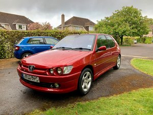2000 Rare 306 Gti-6 in good original condition For Sale