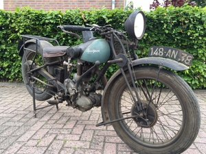 PEUGEOT 350 OHV 1928 BARNFIND For Sale