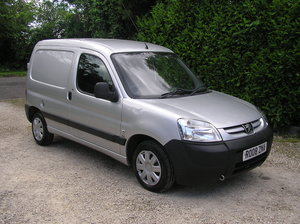 2008 peugeot partner 1.6hdi 600l panel  For Sale