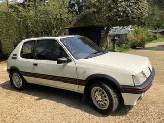 Peugeot 1.6 GTi 1990 For Sale