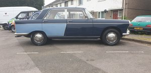 1963 Peugeot 404 Super Luxe