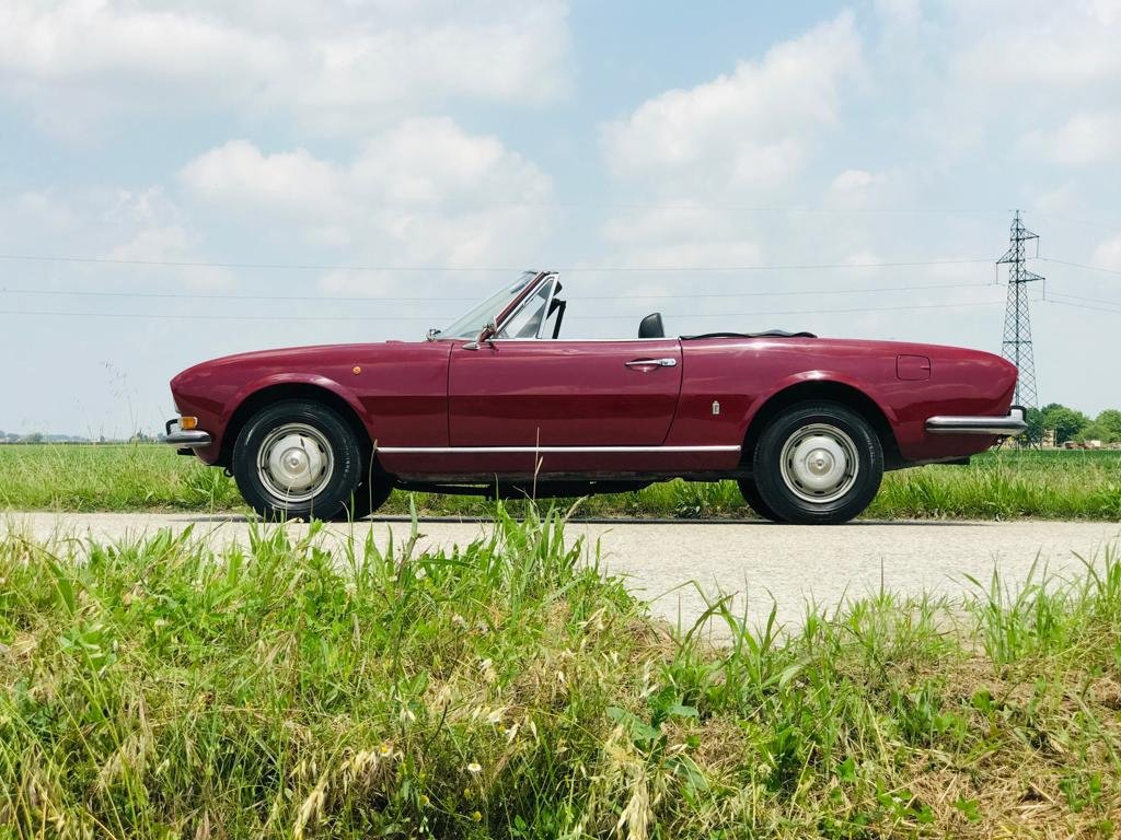 1972 PEUGEOT 504 CABRIOLET PININFARINA 1a SERIES For Sale (picture 3 of 6)
