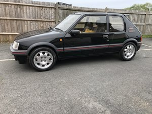 1989 Peugeot 205 GTi 1.9  For Sale