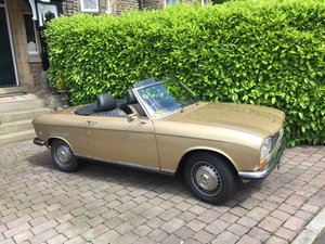 1975 Peugeot 304S cabriolet  For Sale