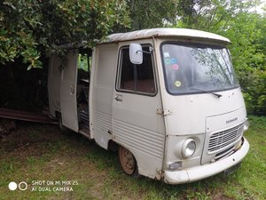 1978 French Peugeot J7 Van - J9 - HY For Sale