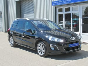 2013 Peugeot 308 SW 1.6 e-HDi Active (s/s) 5dr (Nav) For Sale