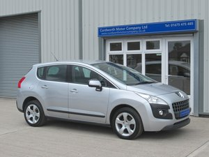 2012 Peugeot 3008 1.6 e-HDi Active EGC 5dr For Sale