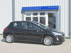 2009 Peugeot 308 1.6 HDi Verve 5dr For Sale
