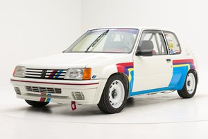 PEUGEOT 205 1989 For Sale by Auction