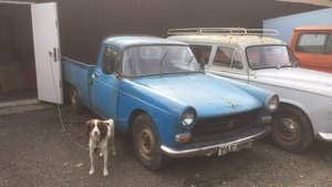 1979 Peugeot 404 pick up RHD original uk vehicle diesel For Sale