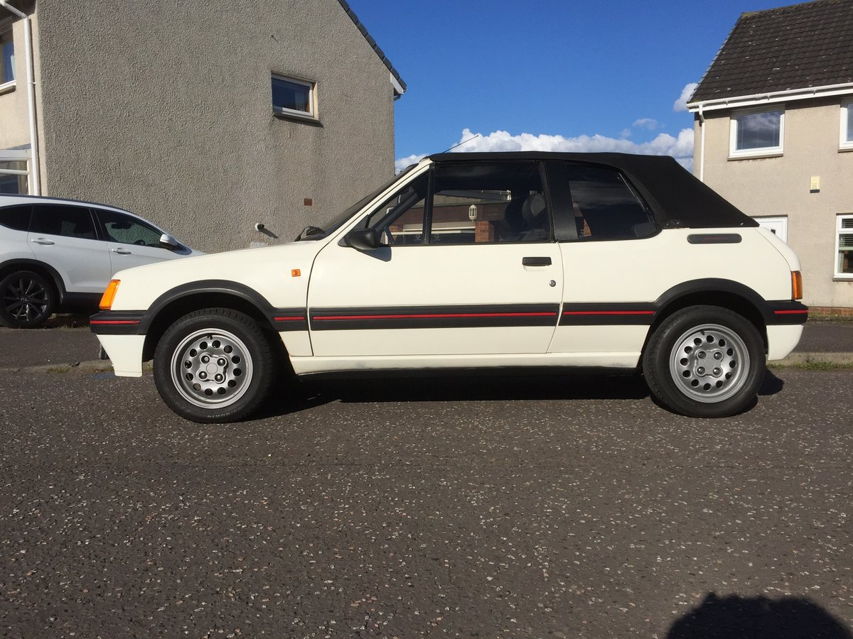 1989 Peugeot 205Cti  For Sale (picture 1 of 6)