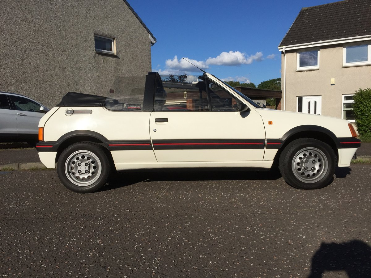 1989 Peugeot 205Cti  For Sale (picture 2 of 6)