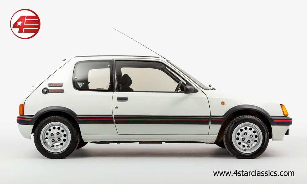 1990 Peugeot 205 GTI /// 4 Owners /// 86k Miles For Sale (picture 2 of 6)
