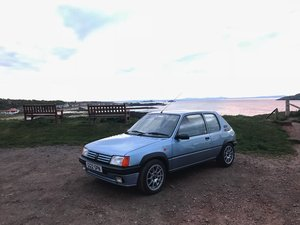 1990 Peugeot 205 XR 1.6 16v GTI/VTS For Sale