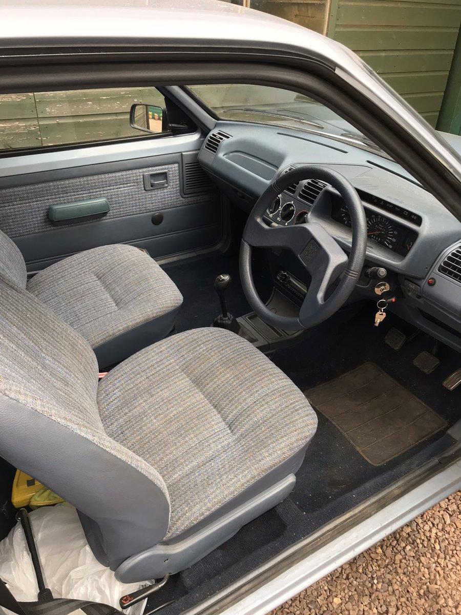 1990 Peugeot 205 XR 1.6 16v GTI/VTS For Sale (picture 6 of 6)