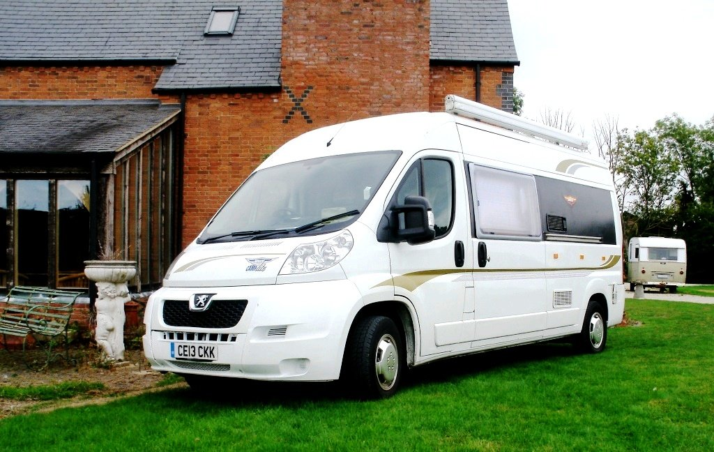 2013 Peugeot Boxer Fully loaded conversion For Sale (picture 1 of 6)