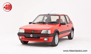 1992 Peugeot 205 GTI /// Outstanding Condition /// 71k Miles For Sale