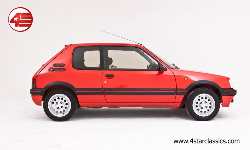 1992 Peugeot 205 GTI /// Outstanding Condition /// 71k Miles For Sale (picture 2 of 6)