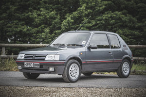 1991 Peugeot 205 GTi 1.6 - 65k & Great Condition - on The Market