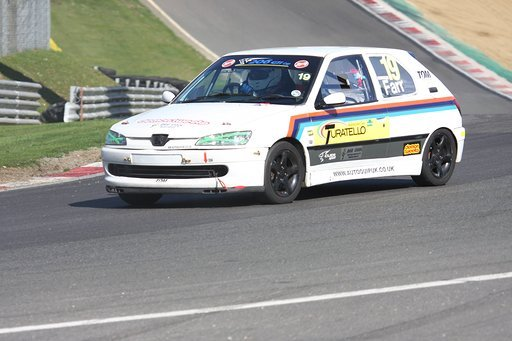 1999 Peugeot 306 Race Car - ideal for a newbie - Bargin For Sale (picture 1 of 4)