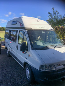 2005 Auto-Sleeper Symbol High Top camper 2 Berth