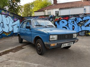 1983 Peugeot 104 1.1 GR Rare Car! For Sale