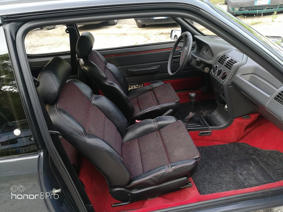 Peugeot 205 1.9 Gti 130 cv For Sale (picture 4 of 6)