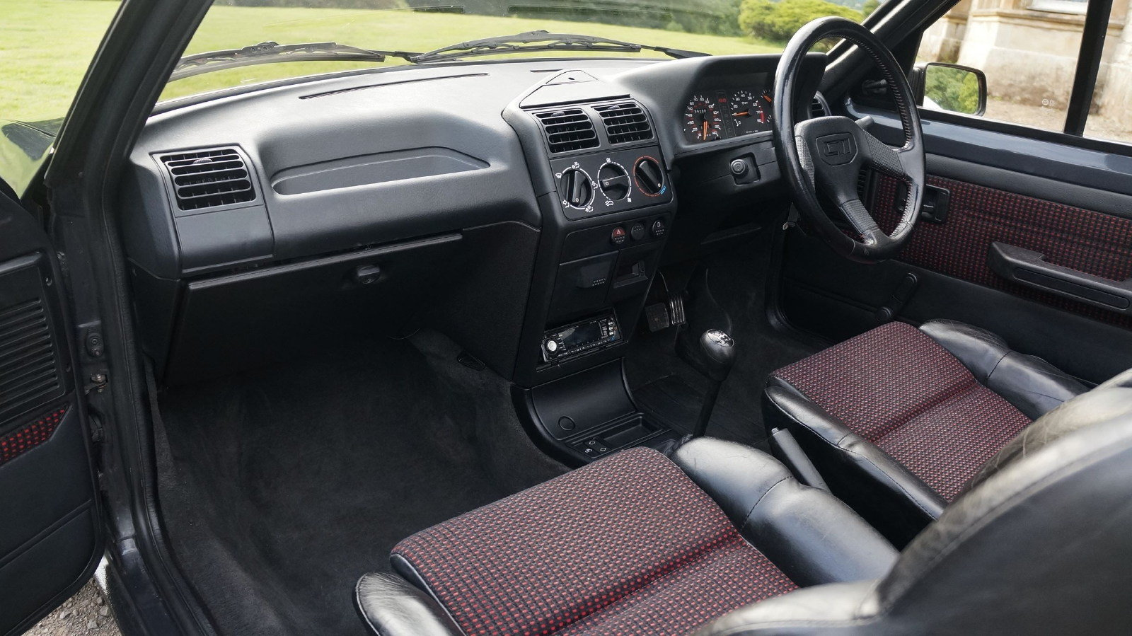1993 Peugeot 205 CTi 1.9 GTI Convertible Cabriolet For Sale (picture 5 of 6)
